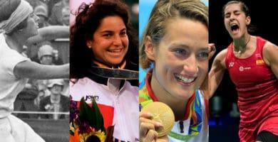 categoria femenina en el deporte