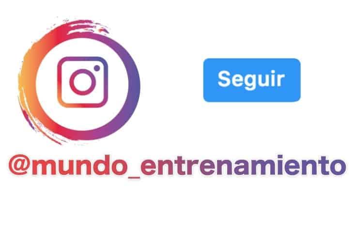 instagram mundo entrenamiento