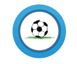 futbol icono