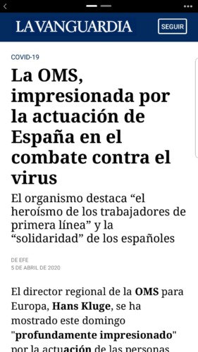 armas cerebrales contra el coronavirus