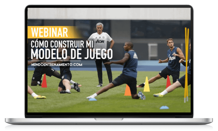 webinar construir modelo de juego en fútbol