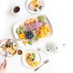 dieta para estar saludable