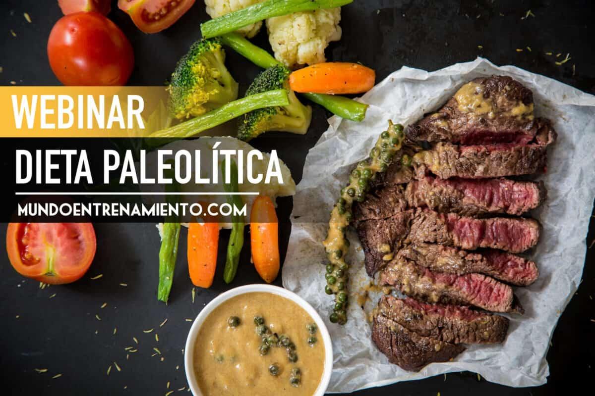 webinar dieta paleolítica