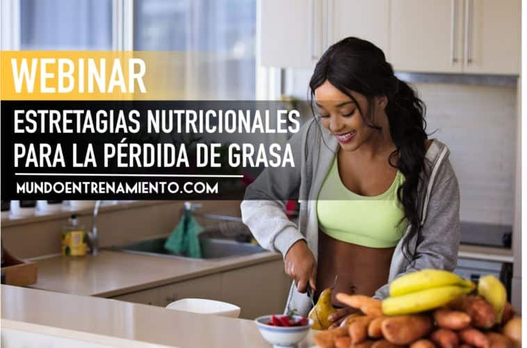 webinar estrategias nutricionales para perder peso