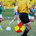 condición física en árbitros de fútbol