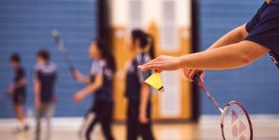 Badminton, el deporte mas rápido