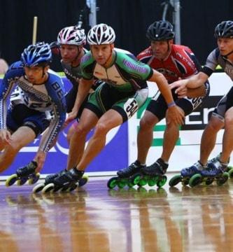 patinaje velocidad