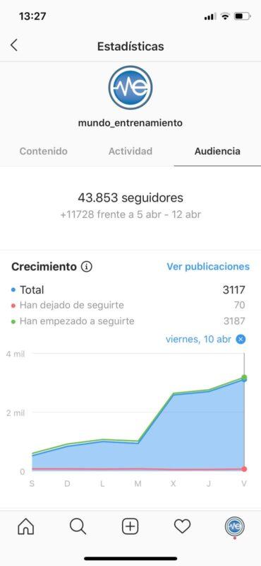 incrementa seguidores en instagram