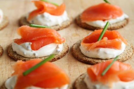 Es fácil preparar recetas con omega 3