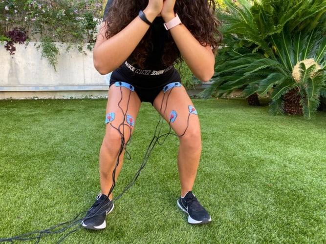 Entrenamiento con electroestimulación 1