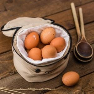 Los huevos son fuente de proteínas