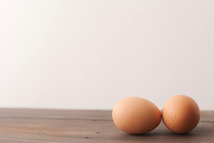 Proteína de huevo y nutrientes de la yema 1