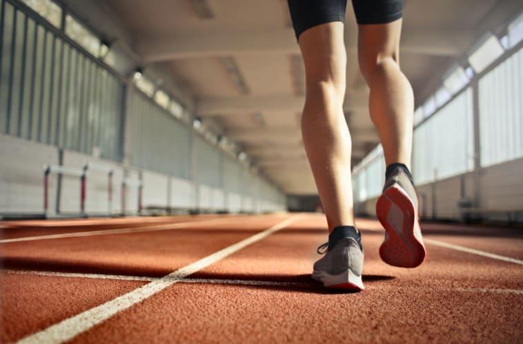 salto horizontal en educación física