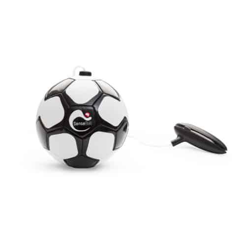 SenseBall, el balón de fútbol cada vez más utilizado en los clubes profesionales 1