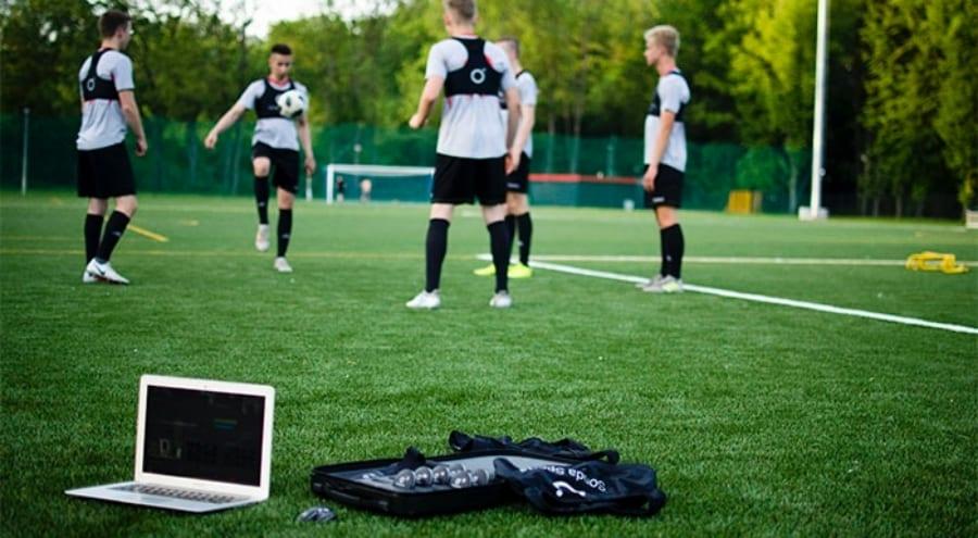 sistemas GPS en deportes de equipo