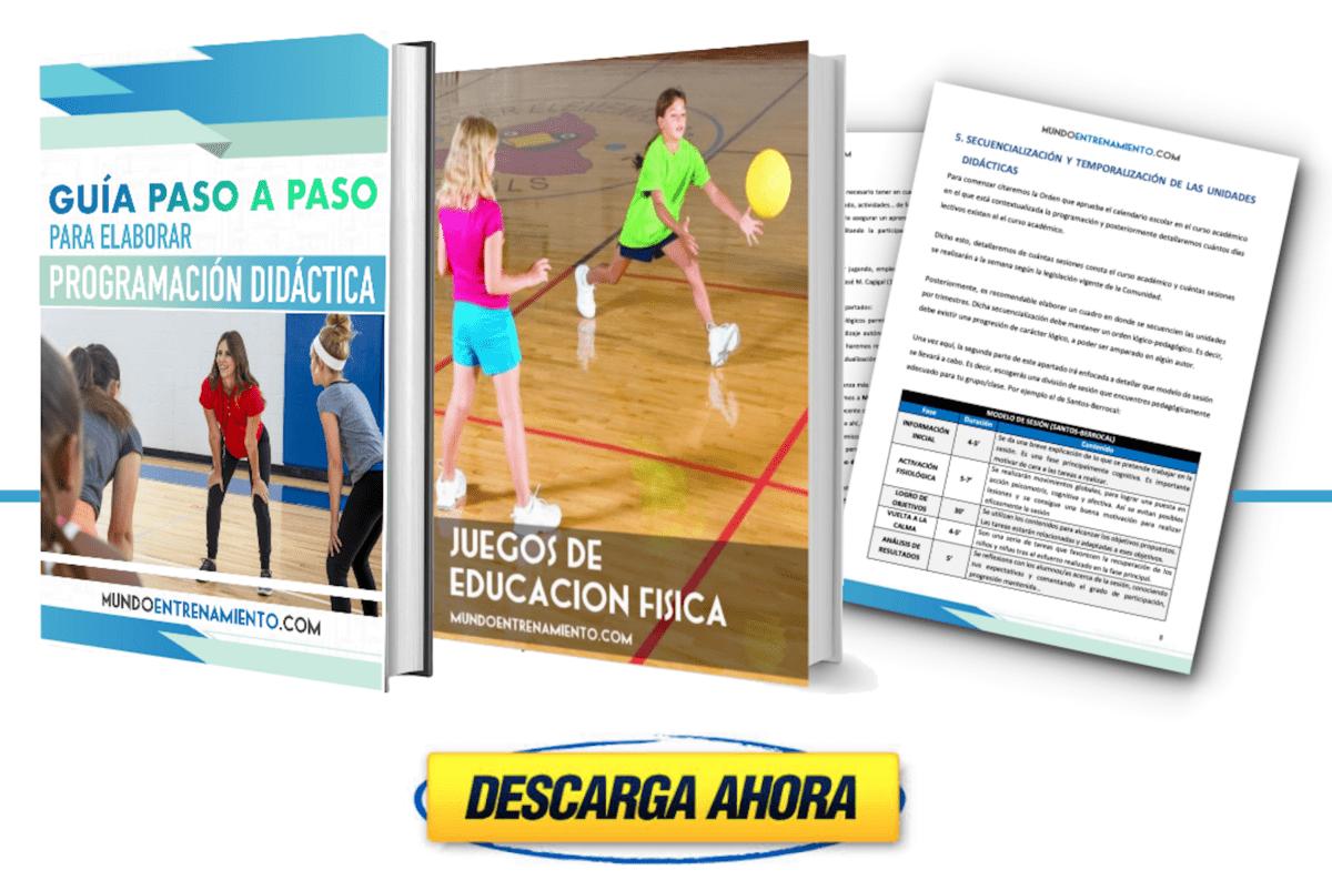 ebooks educación fisica
