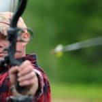Equipamiento de tiro con arco