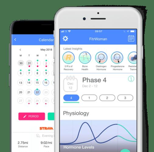 app para ciclo menstrual