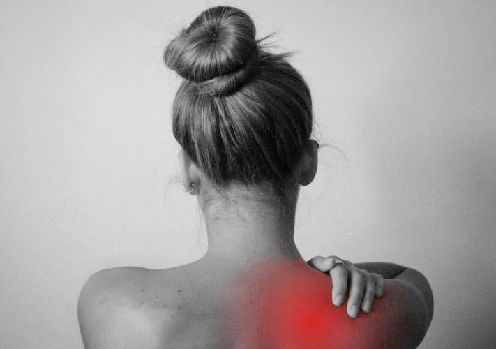 Dolor tras una infiltración de hombro