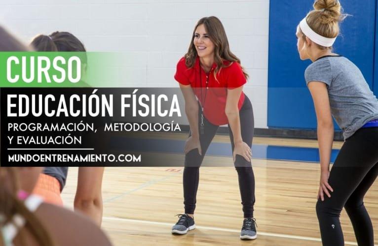 curso de educación física