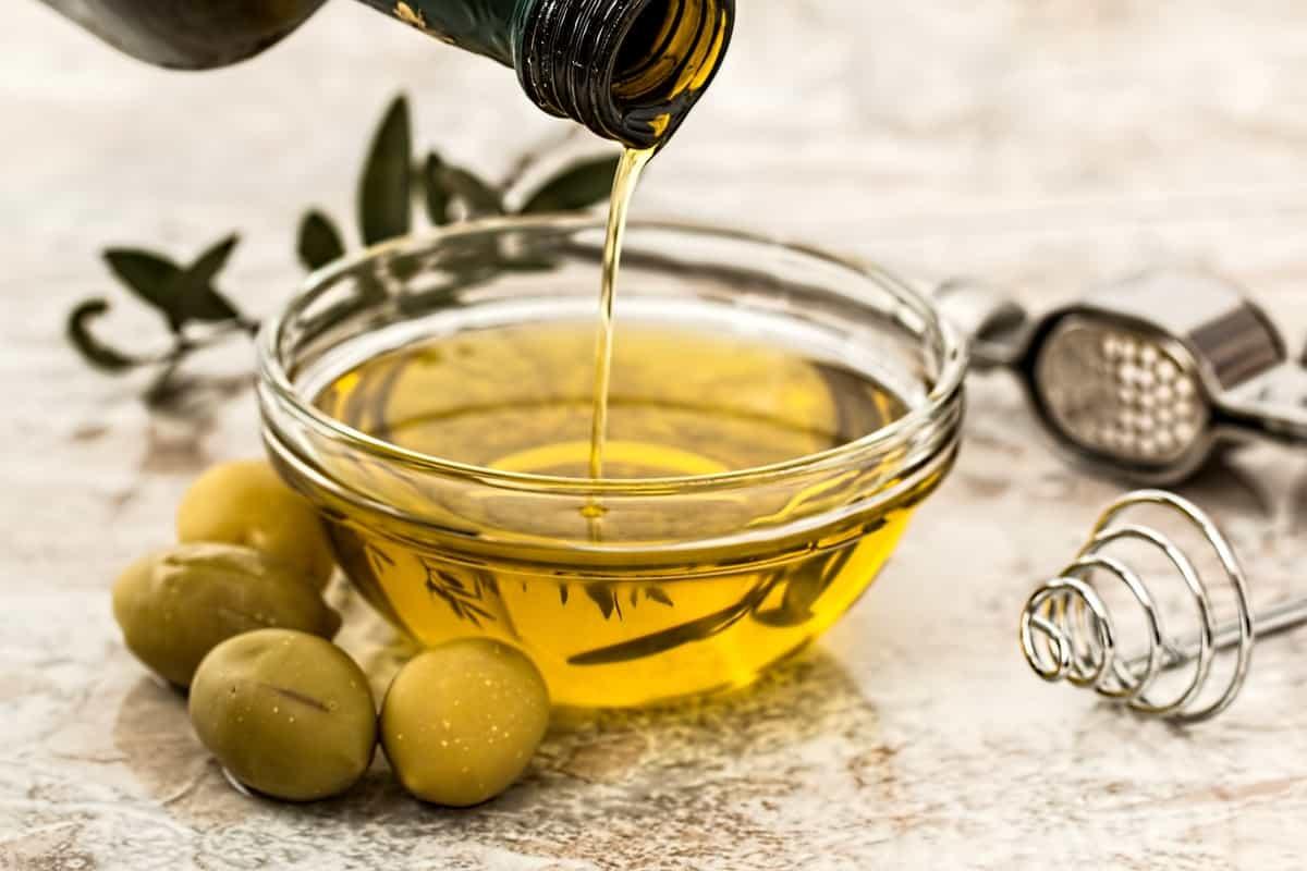 El aceite de oliva aporta mucho omega 3