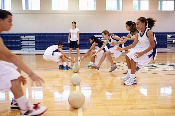 Dodgeball en Educación Física