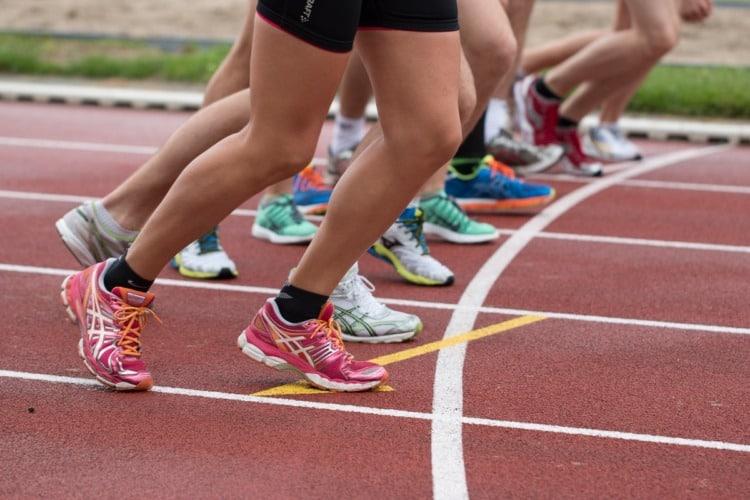 Atletismo en Educación Física
