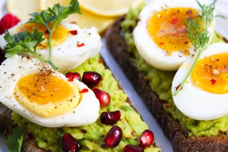el huevo es un buen alimento para el desayuno