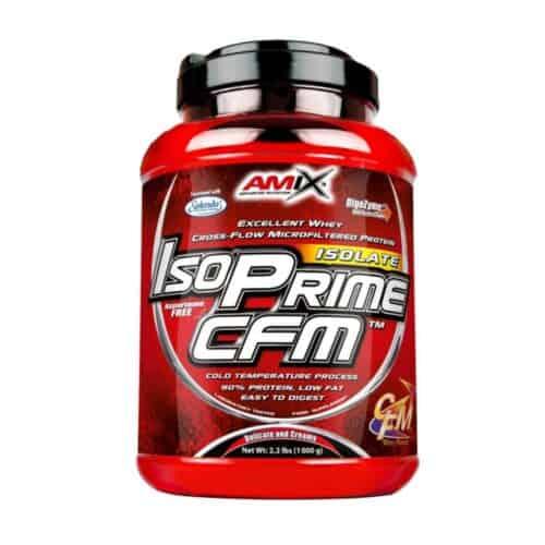 La proteína CFM de Amix es una de las mejores del mercado