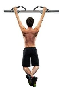 Fase inicial pull ups