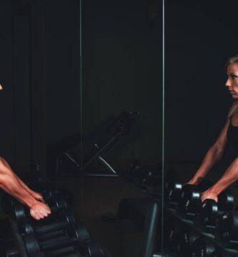 Ejercicios para tríceps con mancuernas