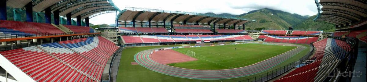 altitud estadio de fútbol