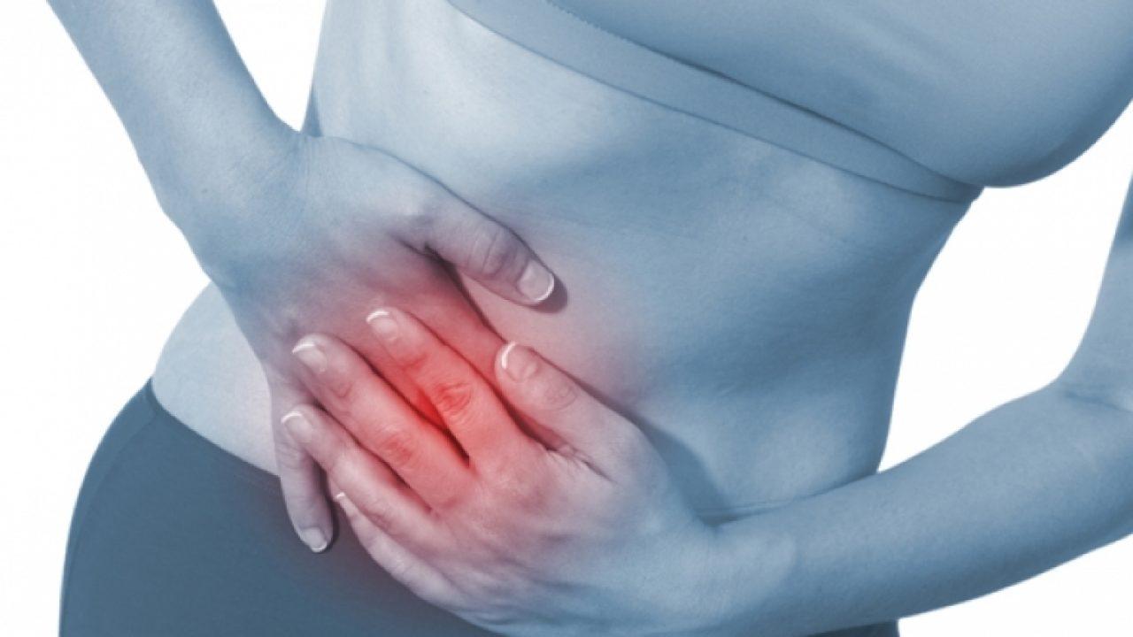 dolor intenso debajo del vientre a la derecha
