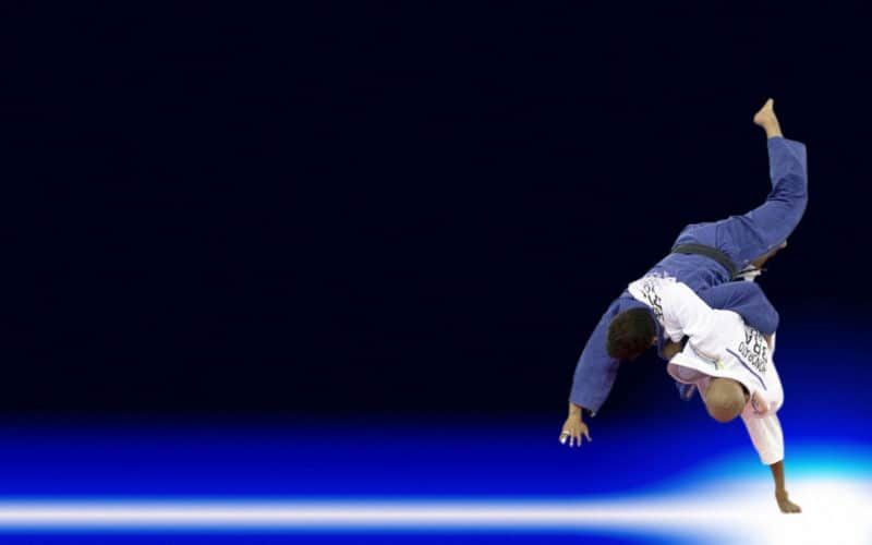 judo confrontation