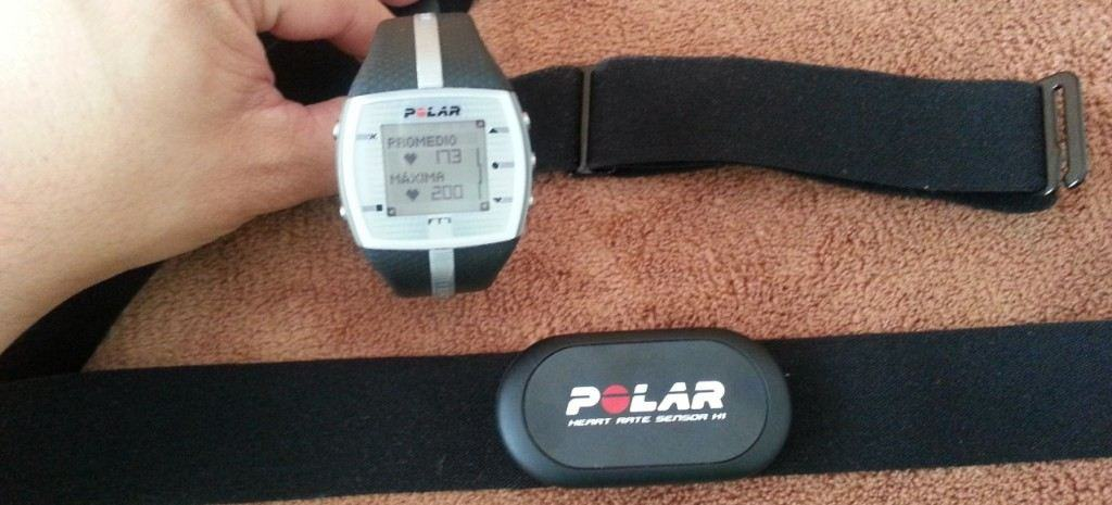pulsometro polar